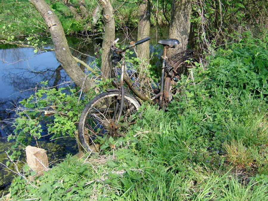 ***** mein neues fahrrad *****