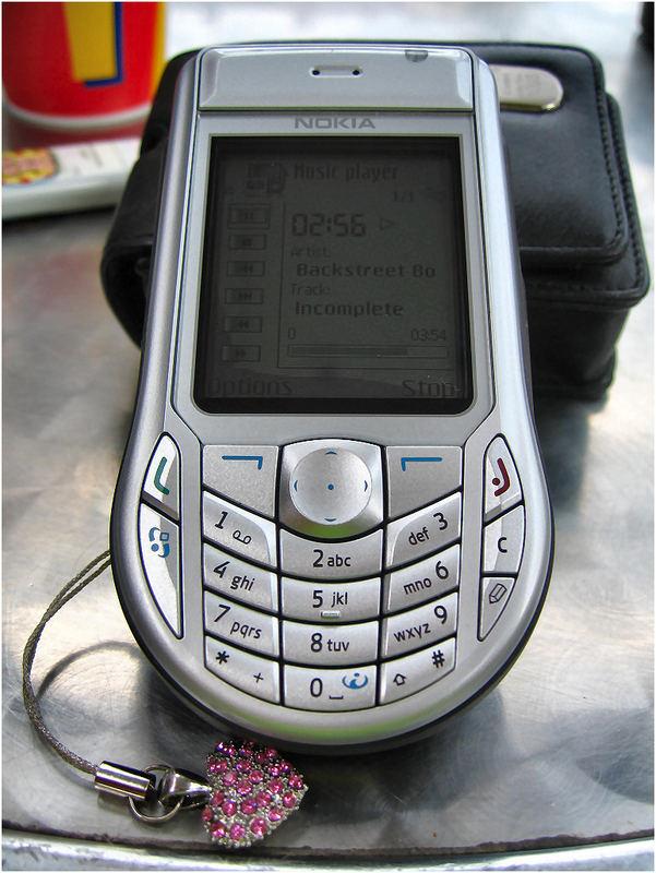 Mein Nokia :-)