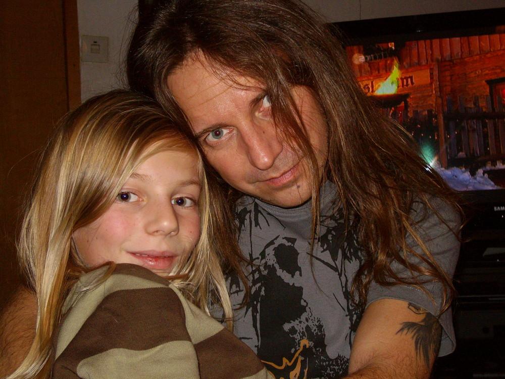 mein paps und ich!!!