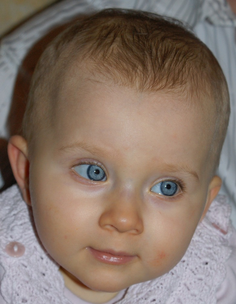 Mein Patenkind Leona-Zoé