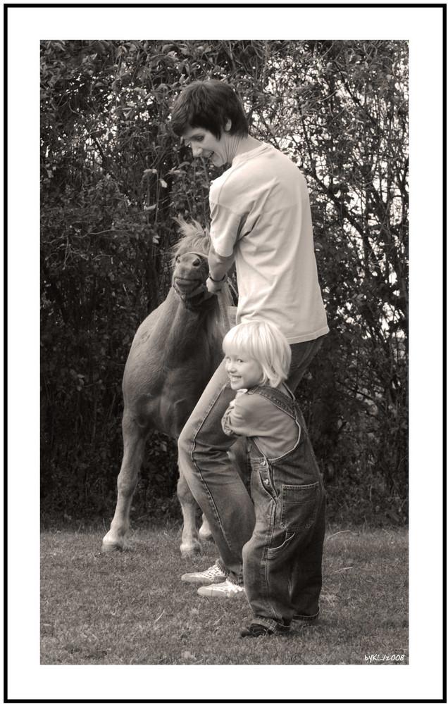 Mein Pony und Wir