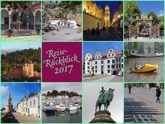 Mein Reise-Rückblick 2017
