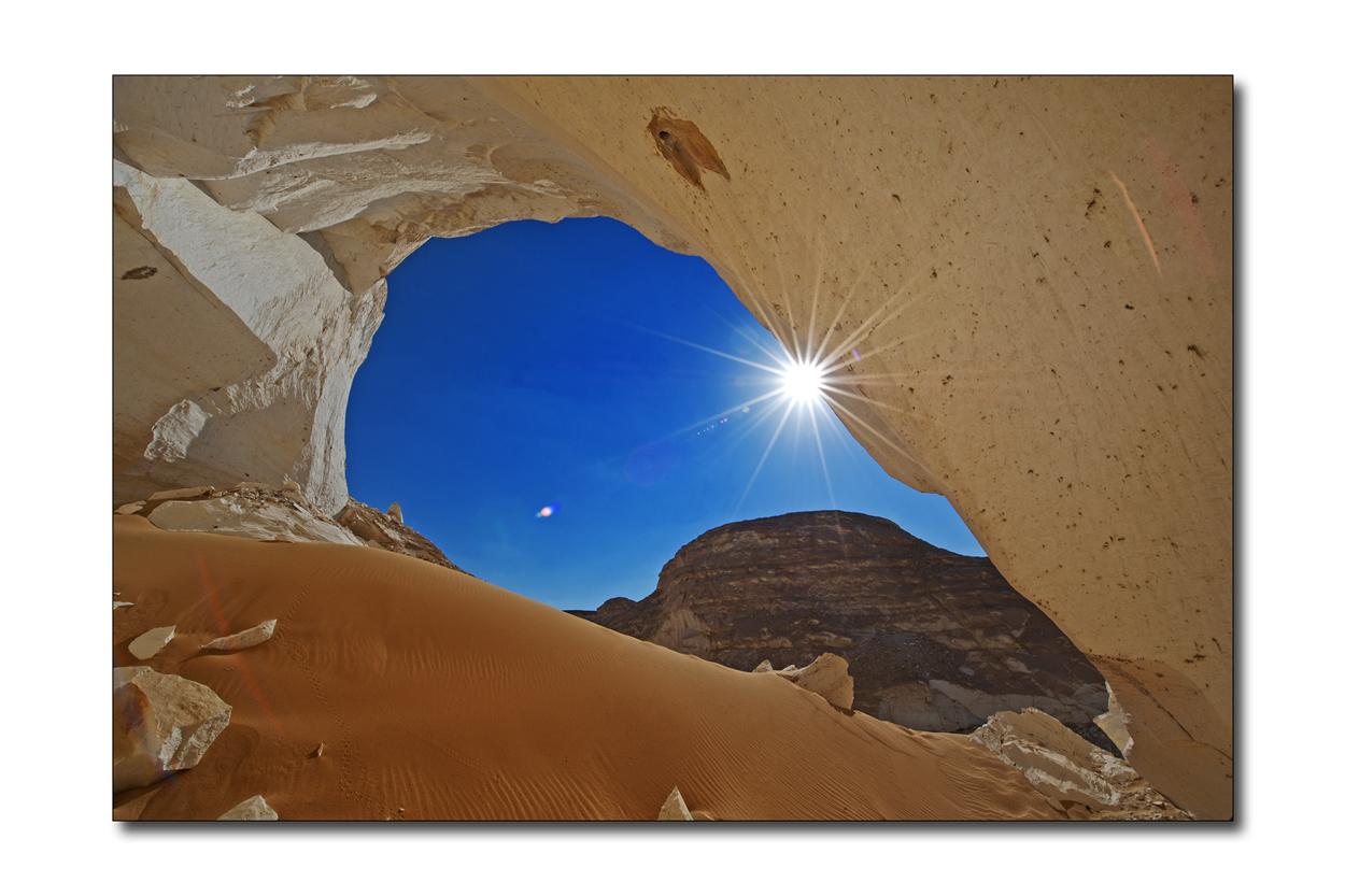 Mein Reisetagebuch [48] - Wüstenhöhlen