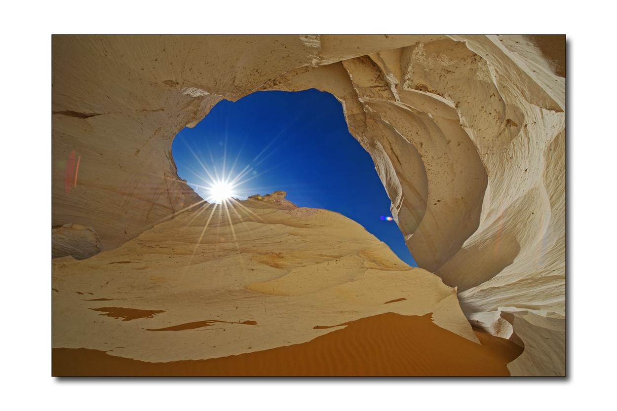 Mein Reisetagebuch [51] - Die Sonnenhöhle