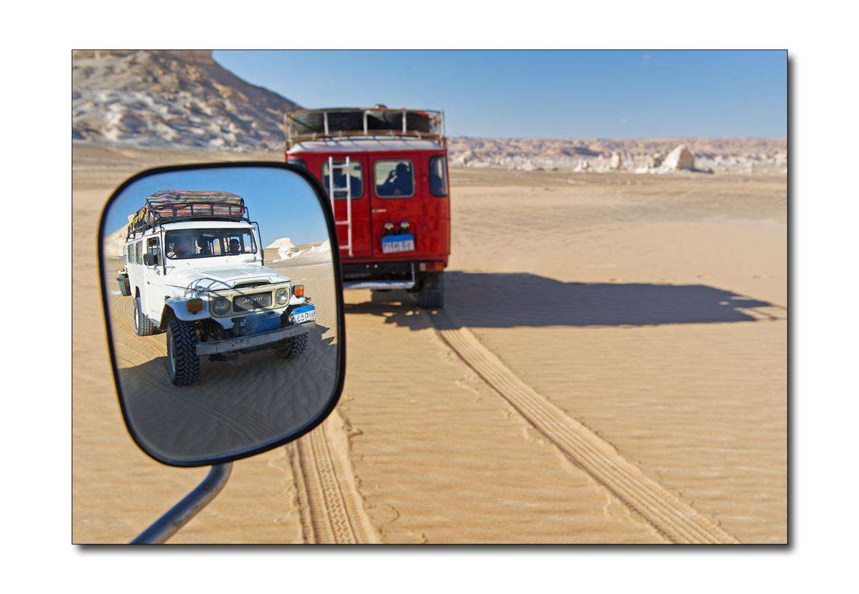 Mein Reisetagebuch [55] - Durch die Wüste