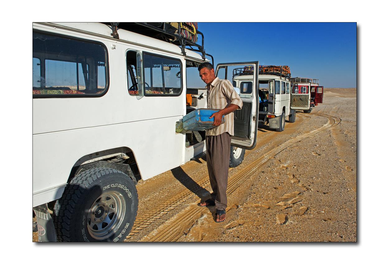 Mein Reisetagebuch [86] - Tankstelle