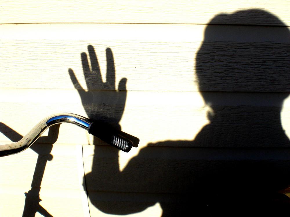 Mein Schatten ist das, was mein Leben in der Realität so schwer macht.