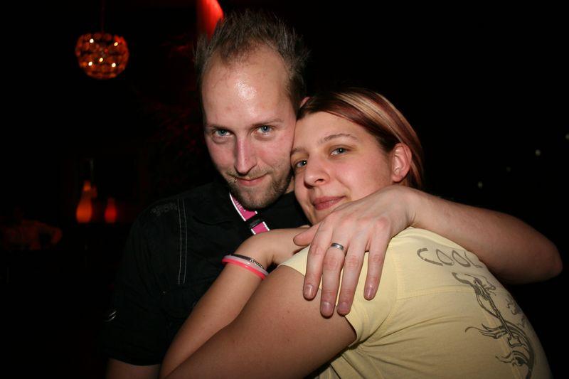 Mein Schatz und ich