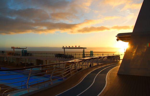 Mein Schiff.... irgendwo auf dem Atlantik...