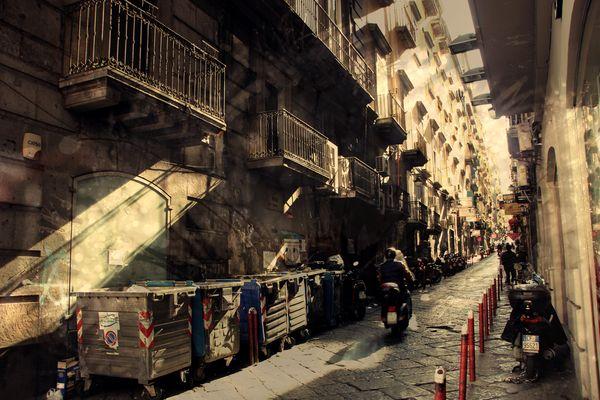 Mein schönes Neapel