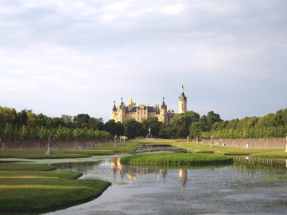 """..""""mein"""" Schweriner Schloss"""