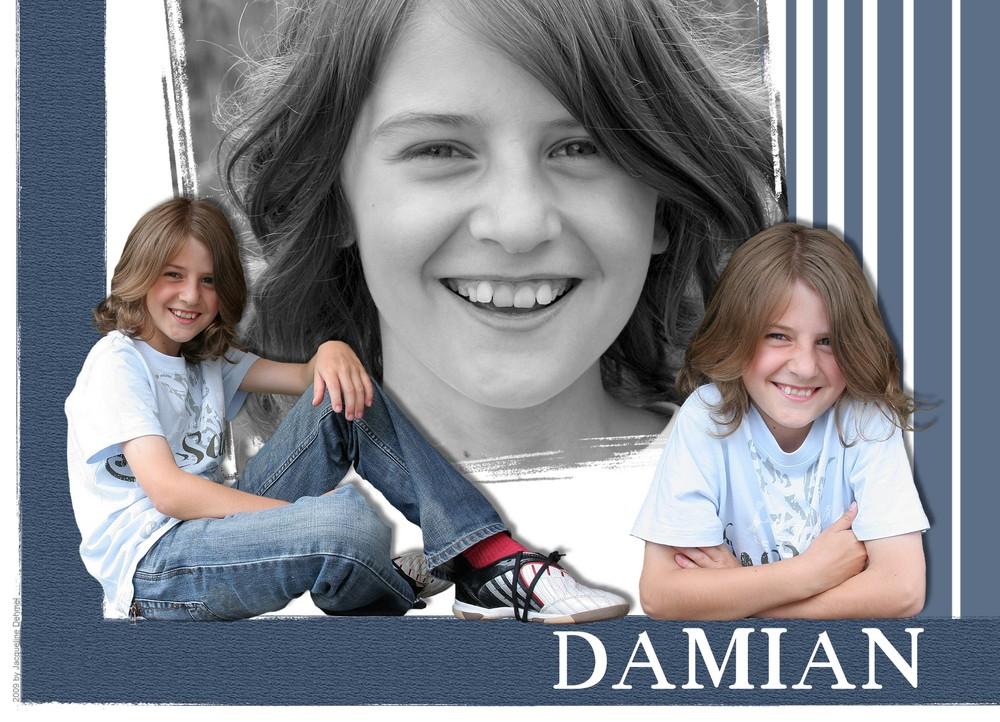 Mein Sohn Damian