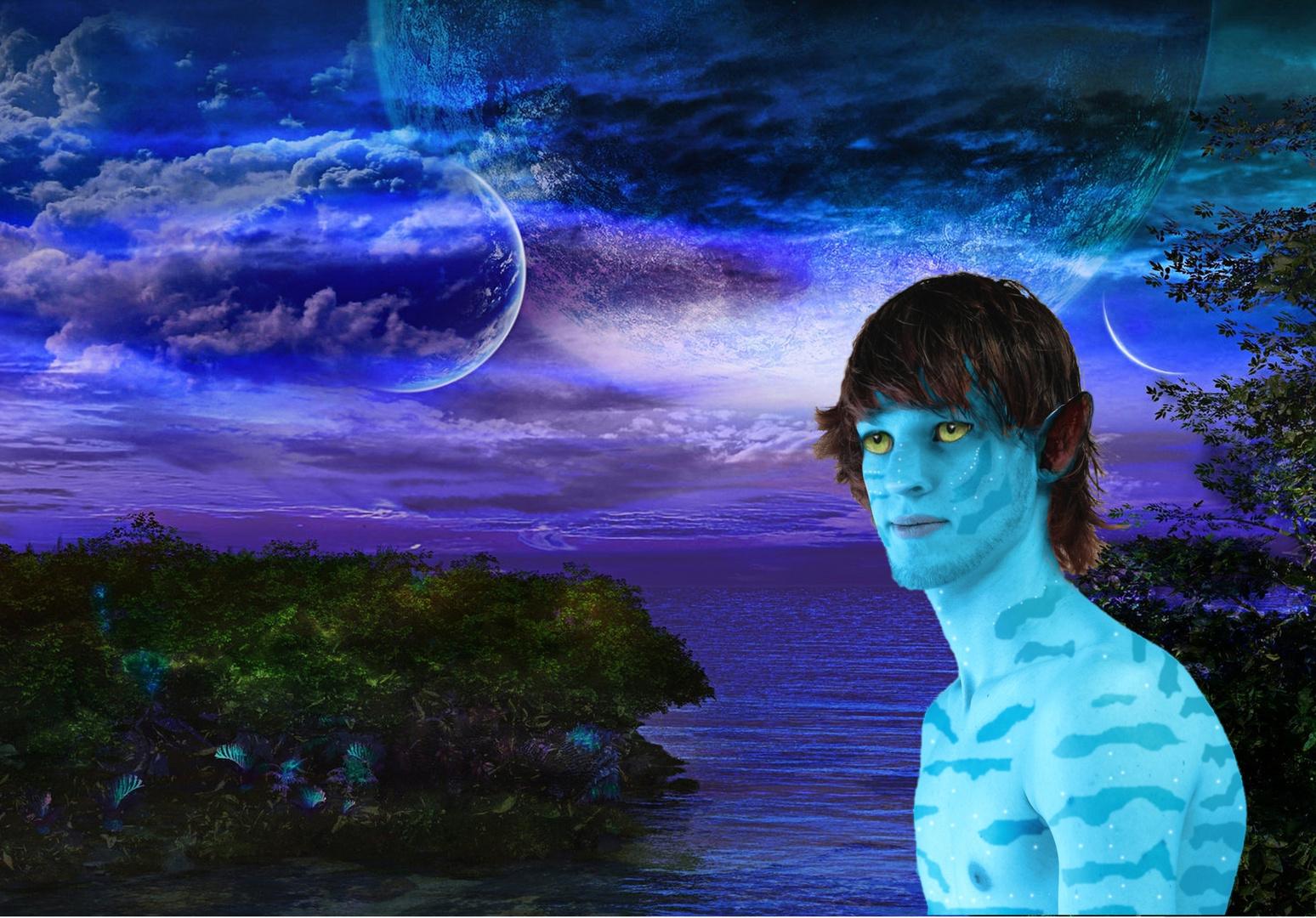 Mein Sohn der Avatar