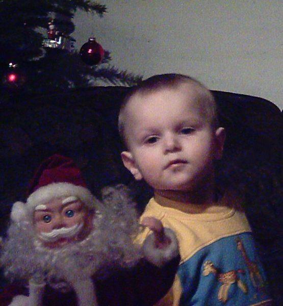 Mein Sohn Marc...