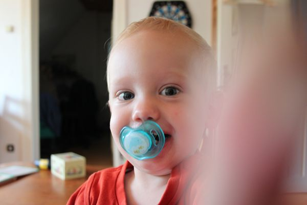 Mein Sohn: Meine Kamera ist kein Spielzeug...