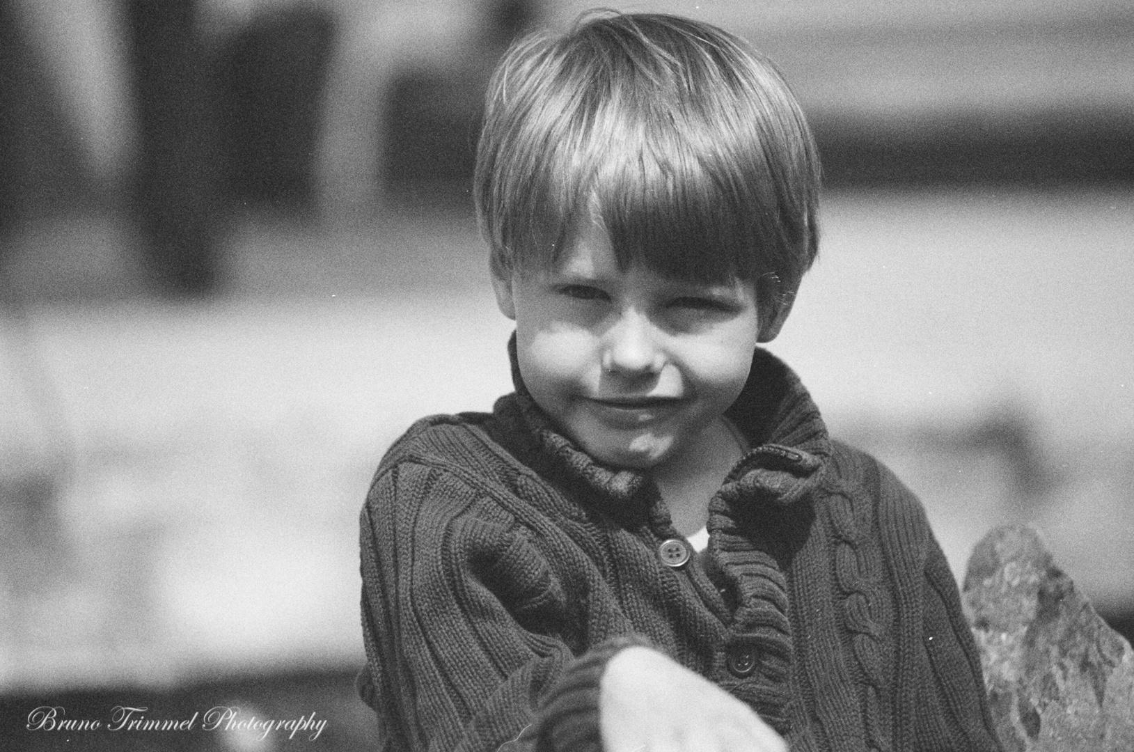 Mein Sohn Oliver