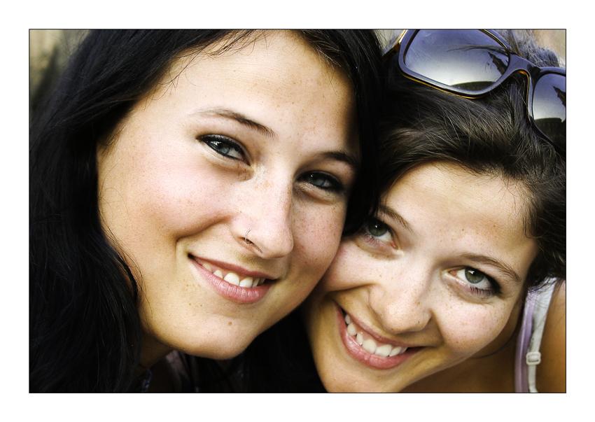 Mein Sommer 2006 (meine Mädels ;)