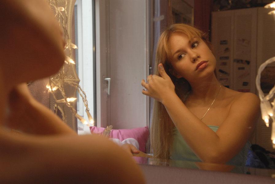 mein Spiegelbild......