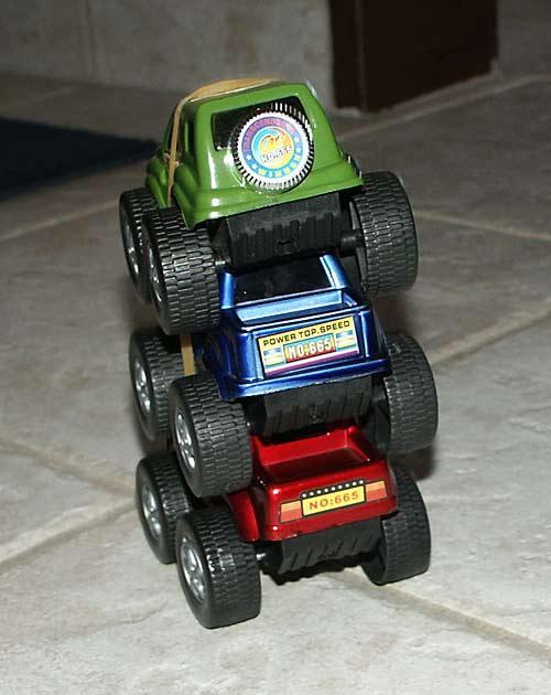 Mein Spielzeug