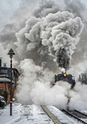 Mein täglich Dampflok-Bild 284