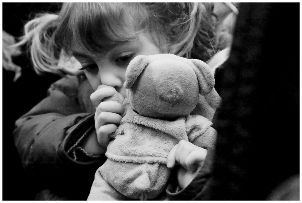 Mein Teddy