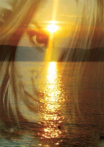 Me...in the sun
