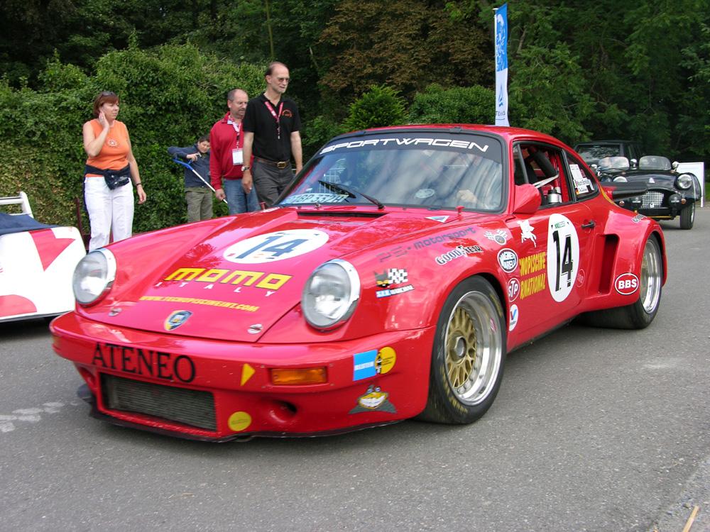 Mein Traumauto ... 911 RSR in indischrot ...