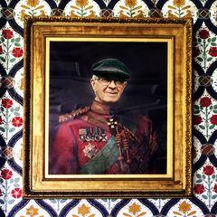 mein Urgroßvater:Sir Archibald S.