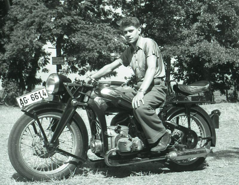 Mein Vater 1950