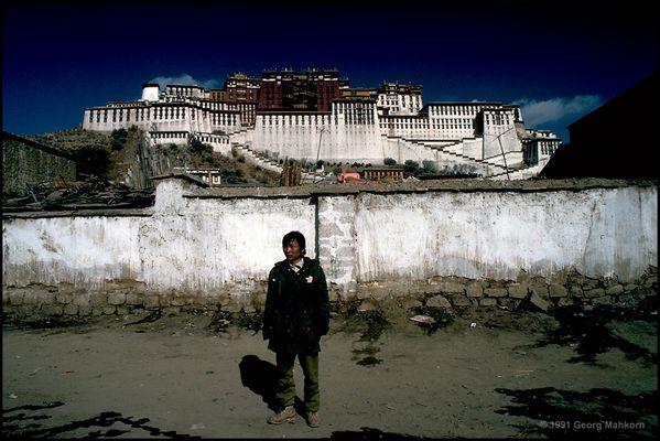Mein Weg durch Himmel&Hölle (100+x) - Endlich am Ziel: Lhasa