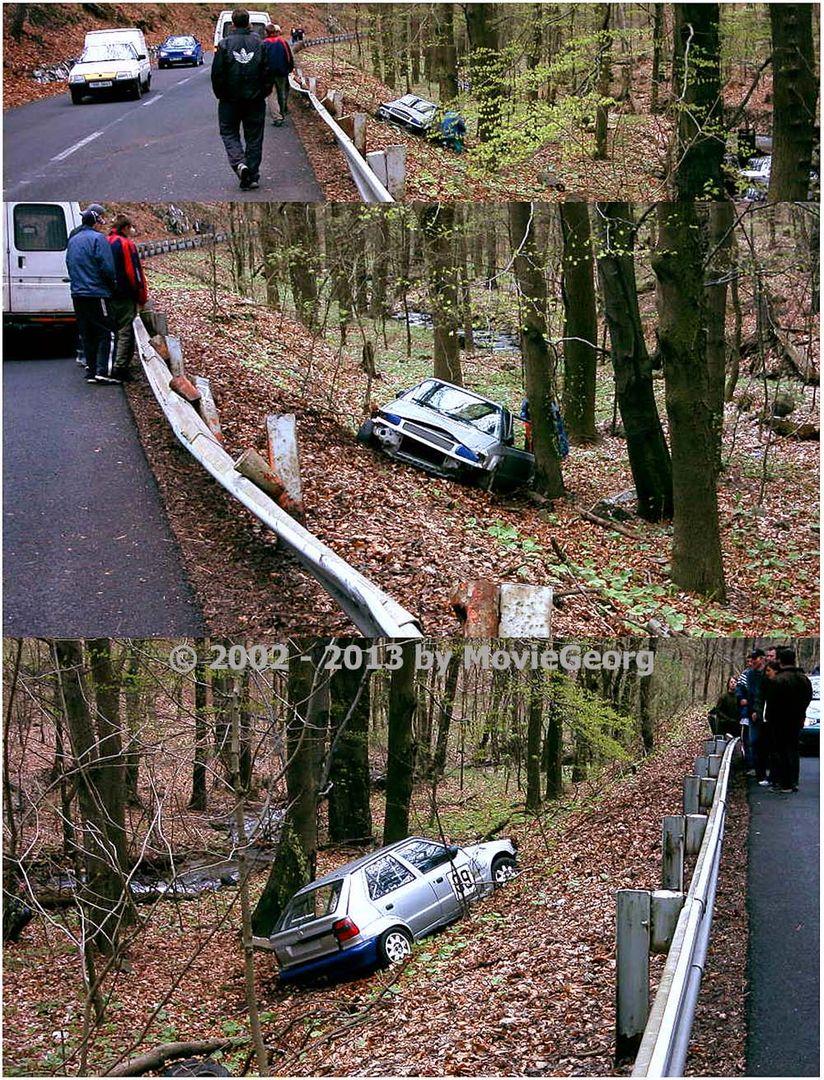 mein (wieder-) Einstieg beim Berg-Motorsport, anno 2002 #1 ...