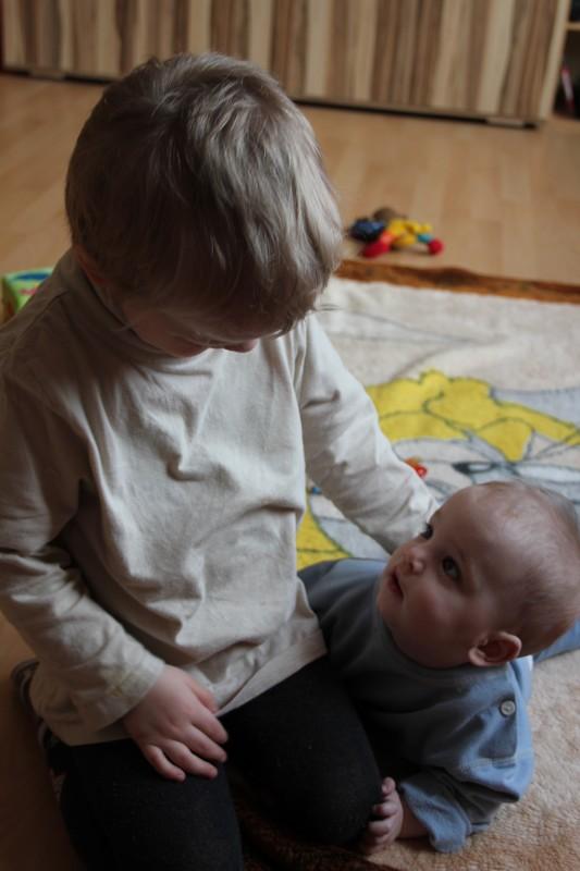 Meine 2 Jungs