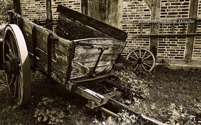 Meine alte Karre, Cabrio, Bauj. Anno Schnuff,  2 Sitzer, 1PS........#15.2471#21/50