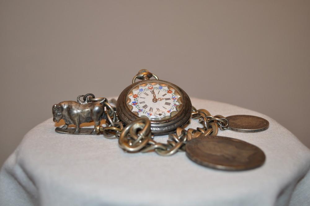 Meine alte Taschenuhr...