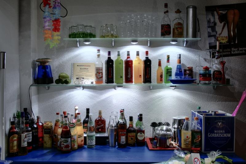 Meine Bar