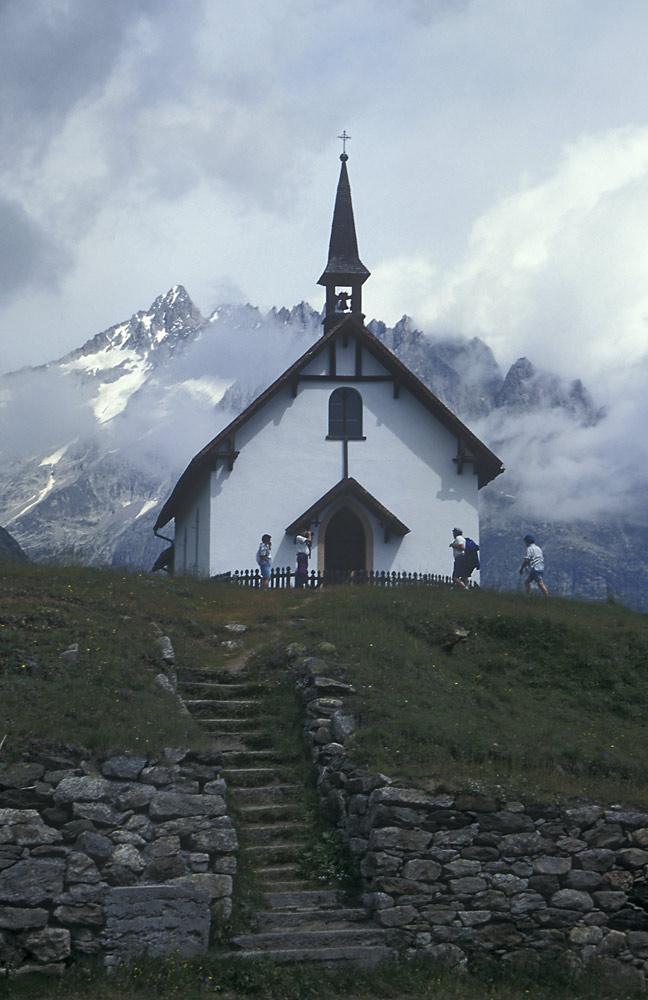"Meine ""Büßer-Kapelle"""