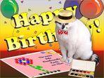Meine Dosiefreundin Karla hat Geburtstag