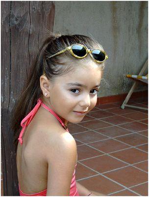 meine Enkelin .... Noemi