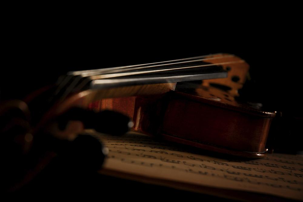meine erste Geige .......