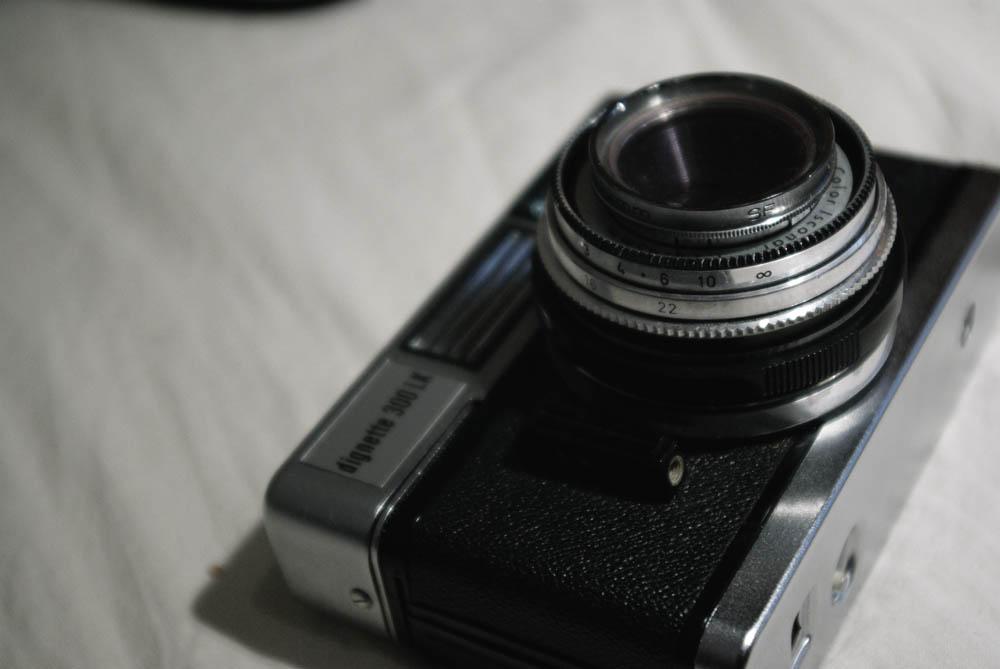 Meine erste Kamera - Dacora Dignette 300 LK
