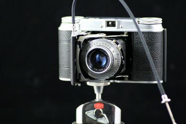 meine erste Kamera frontal