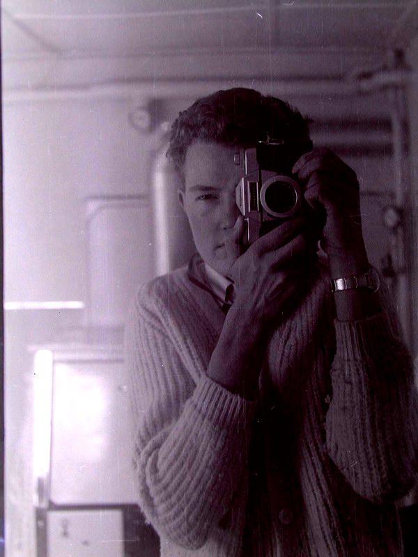 Meine erste Spiegelreflex...