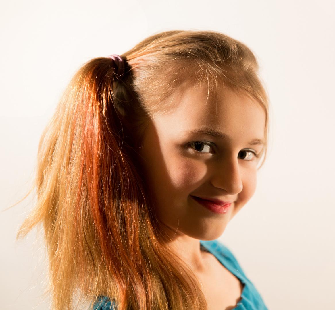 Meine ersten Portraits