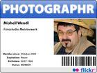 Meine flickr Visitenkarte