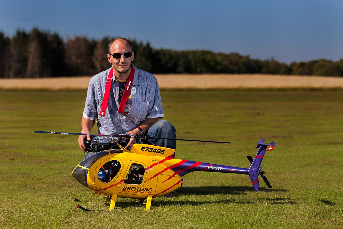 Meine Frau, meine Villa, mein Hubschrauber…