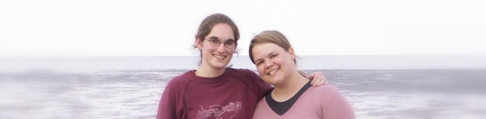 Meine Freundin und ich...