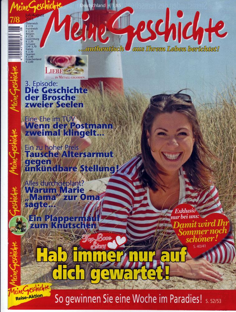 """""""Meine Geschichte"""""""