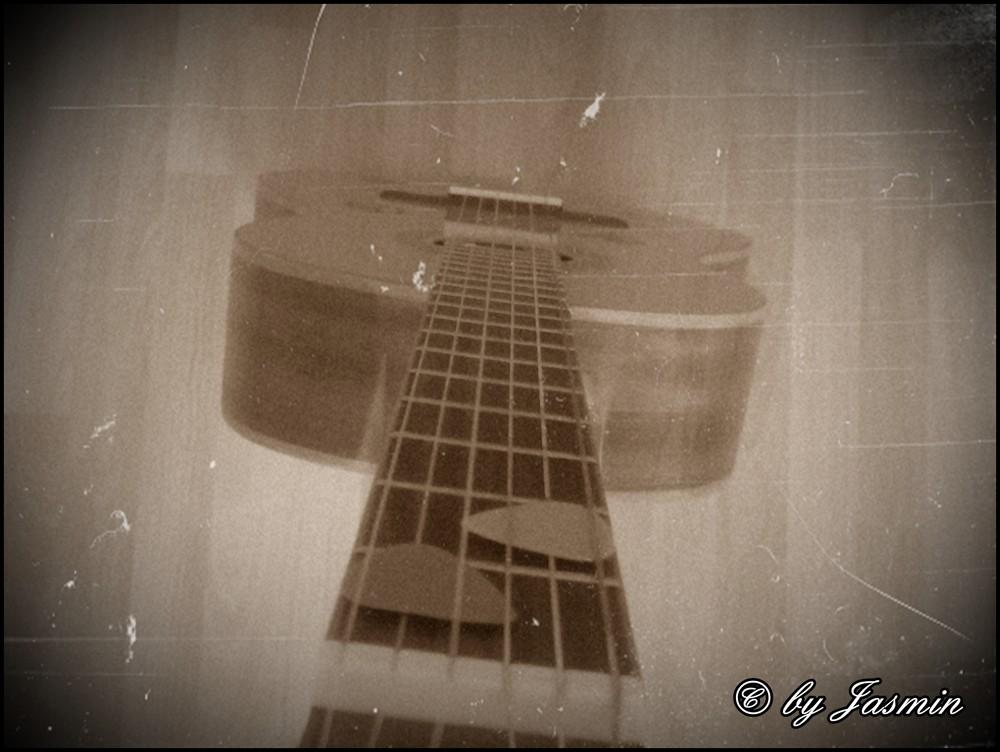 Meine Gitarre ;)