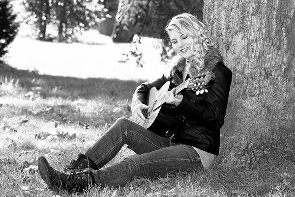 meine Gitarre und ich