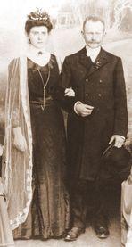 Meine Großeltern 1911